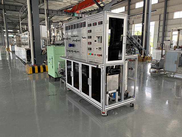 6L(5L+1L) Supercritical Co2 Extraction Machine