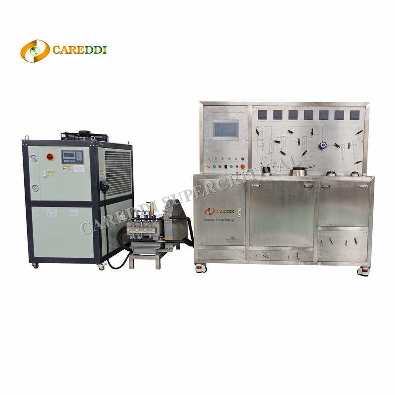 6L Lab Scale Supercritical CO2 Essential Oil Extraction Machine